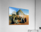In search of the Pharaohs  Acrylic Print