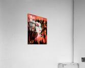 Lonely Angel of God  Acrylic Print
