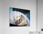 Top light  Impression acrylique