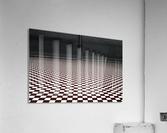 the hypnotic floor  Impression acrylique