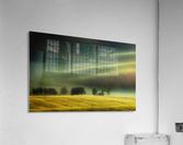 spring fields  Acrylic Print