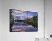 Lake Matheson  Acrylic Print