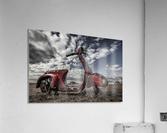 Framed Memories  Impression acrylique