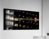 Nighttime at la Digue  Acrylic Print