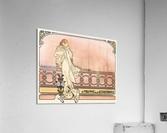 La Dame aux Camelias poster  Acrylic Print