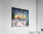 Light My Way  Acrylic Print