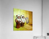 c3po  Acrylic Print