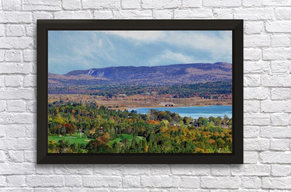 Grand Bay-Westfield Split Canvas panel 1 at 24 x 16 - Doug McQuinn ...