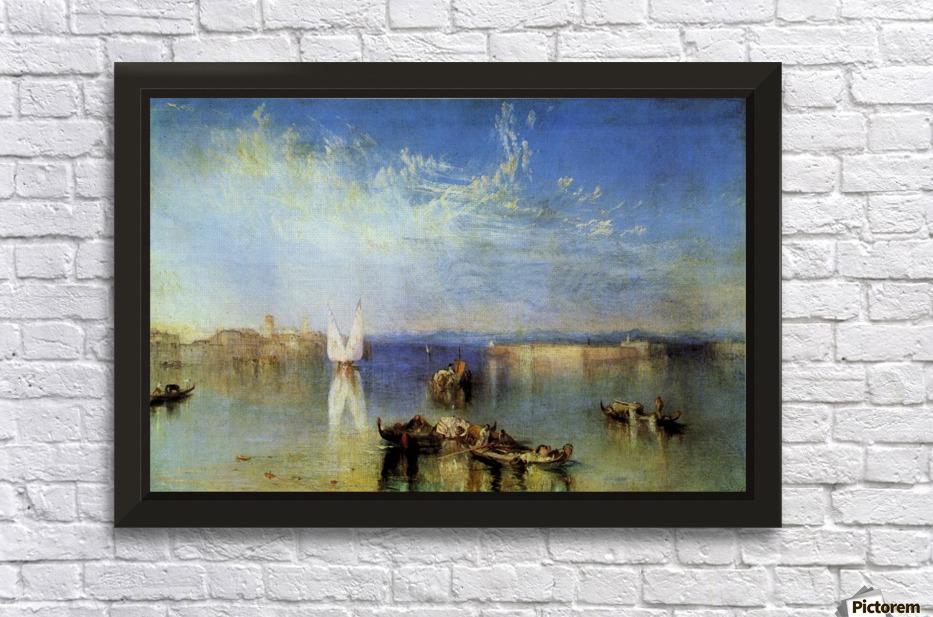 Campo Santo, Venice by Joseph Mallord Turner - Joseph Mallord Turner ...