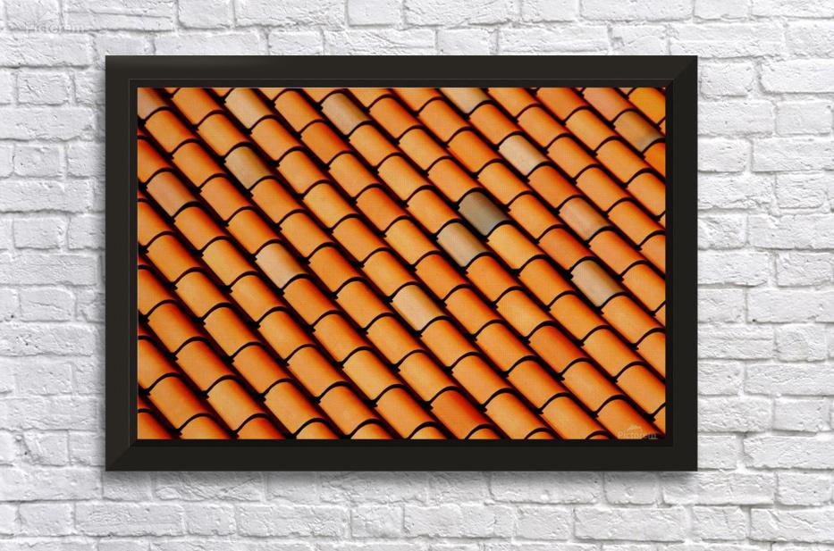 Terracotta Abstract - Deb Oppermann Canvas