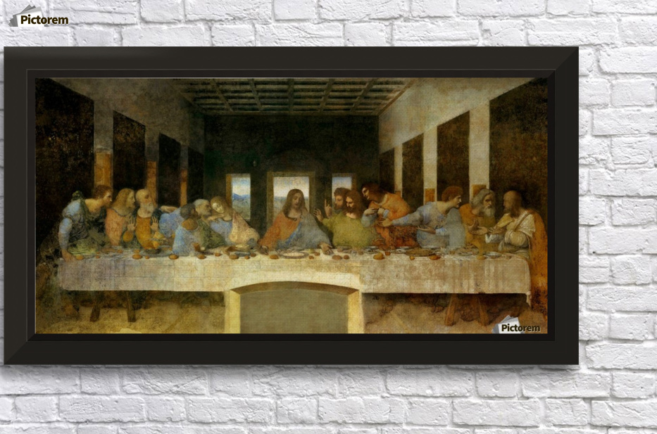 The Last Supper - Leonardo da Vinci Canvas