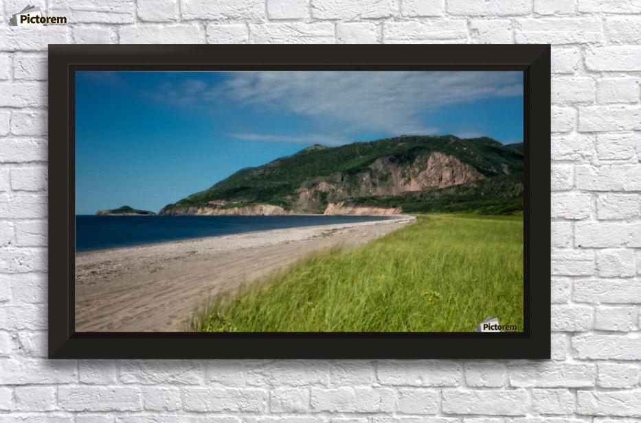 Petit Etang Beach Memories-2 - Michel Soucy Canvas