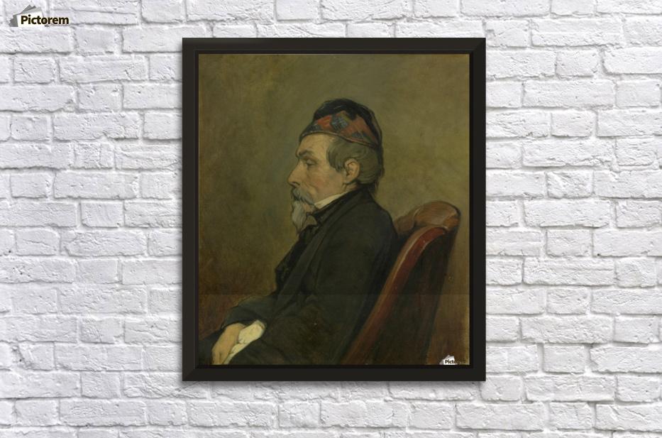 Johan Hendrik Louis Meijer - Jan Hendrik Weissenbruch Canvas