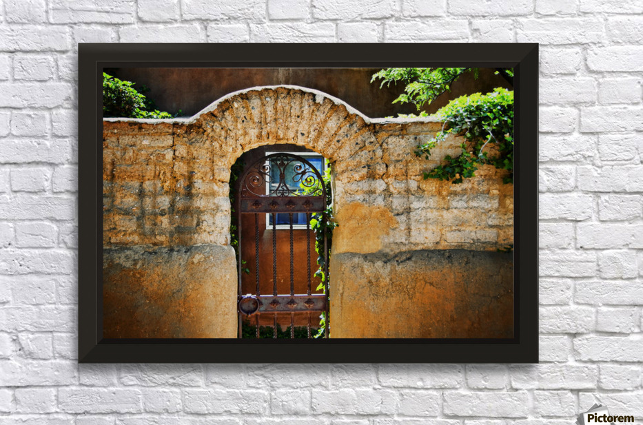 New Mexican Doors, New Mexico, Details Of Old Stone Doorway And ...