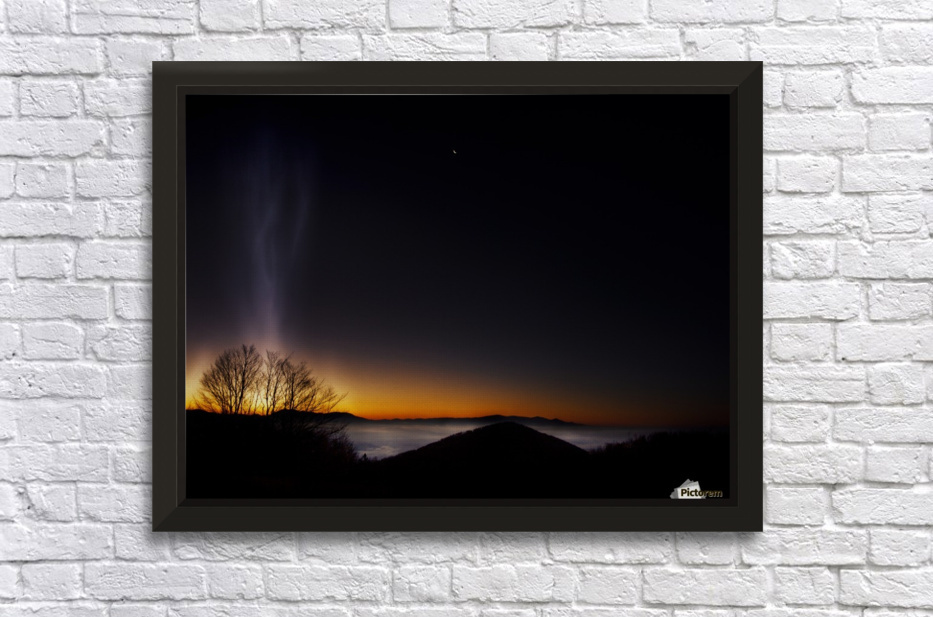 Birth of life  Stretched Frame Print