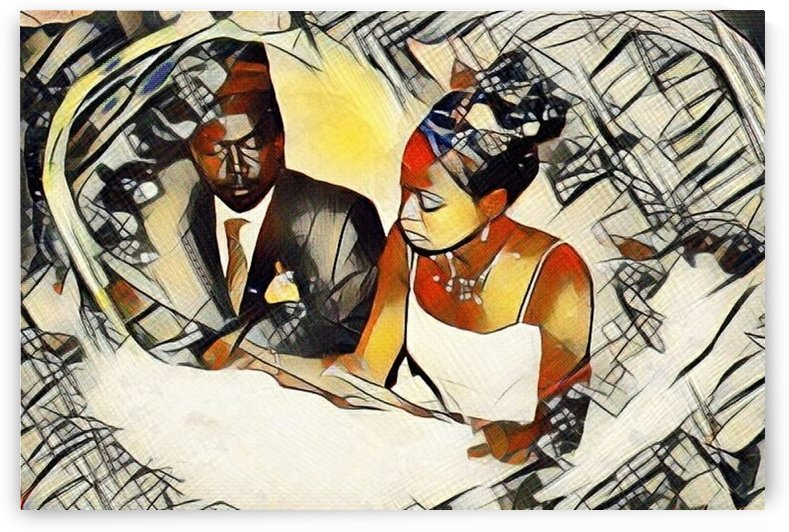 Happy Wedding (v1) by Olufolahan  Akintola