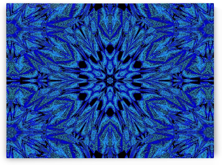 Electric Blue 1 by Sherrie Larch