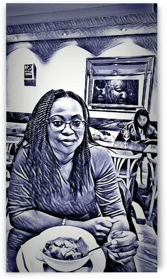 Enjoy your meal (Grey) by Olufolahan  Akintola
