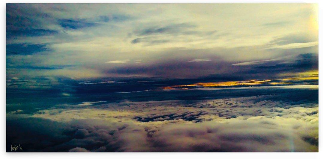 Leaving Boston by Nyqx