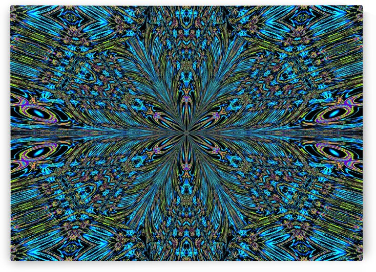 Psychedelic Daisy 2 by Sherrie Larch