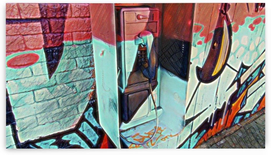 The Art Phone, Art Phone, pic art by Chazzi R  Davis