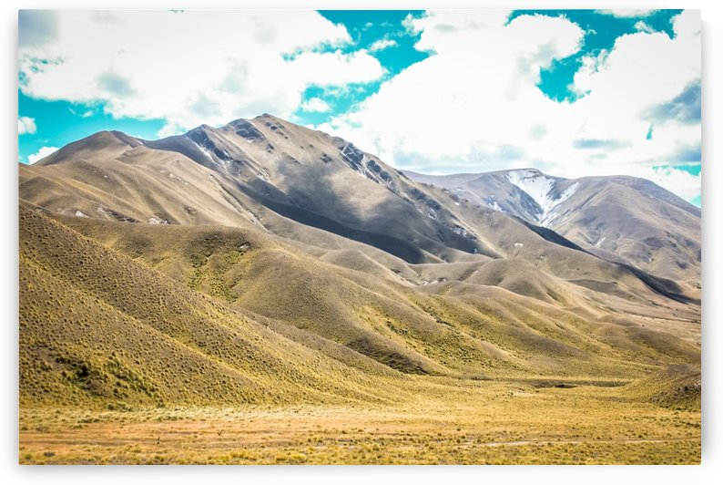 Lindis Pass by Danielle Farrell