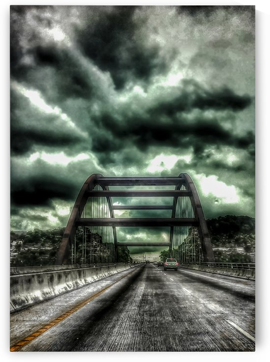 Pennybacker Bridge by Johnny Armstrong