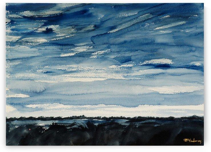 Morning Landscape  by Pracha Yindee