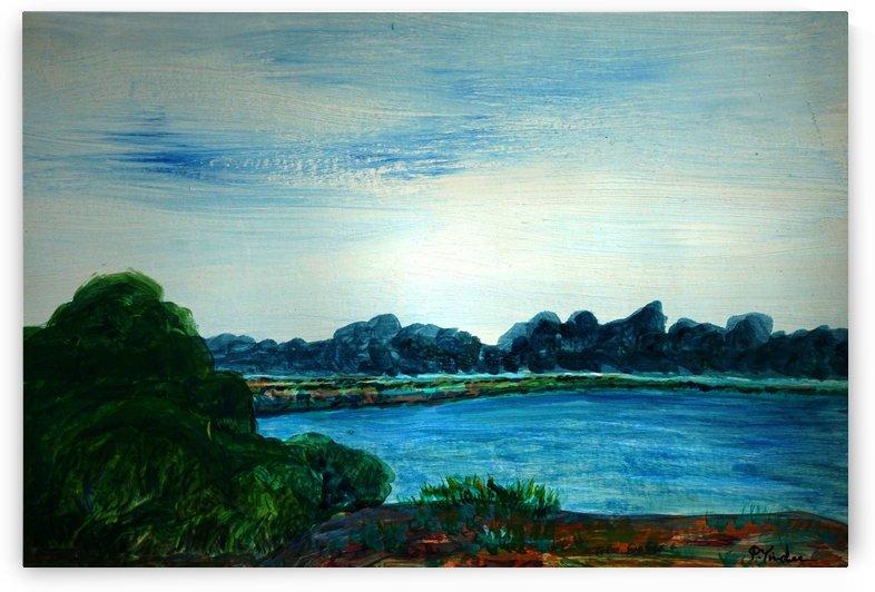 Bright Sky by Pracha Yindee