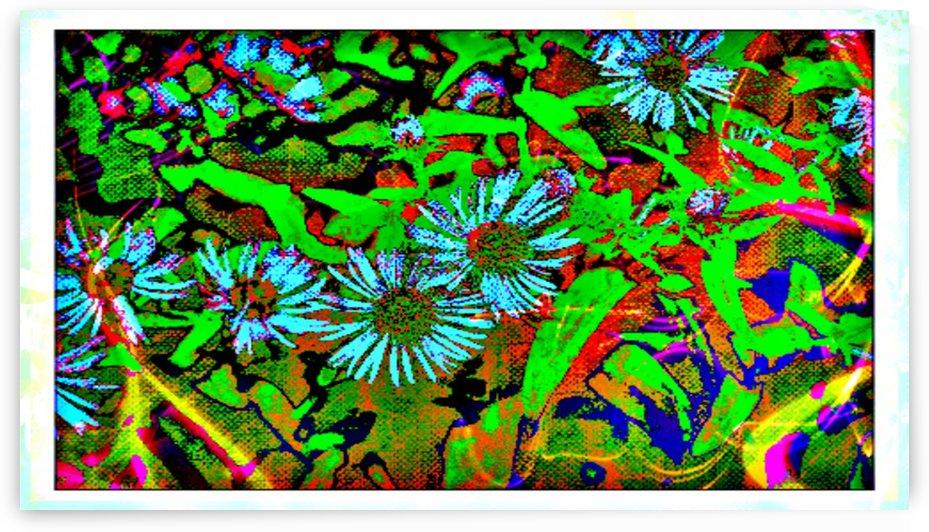 Green Flat-pic art by Chazzi R  Davis