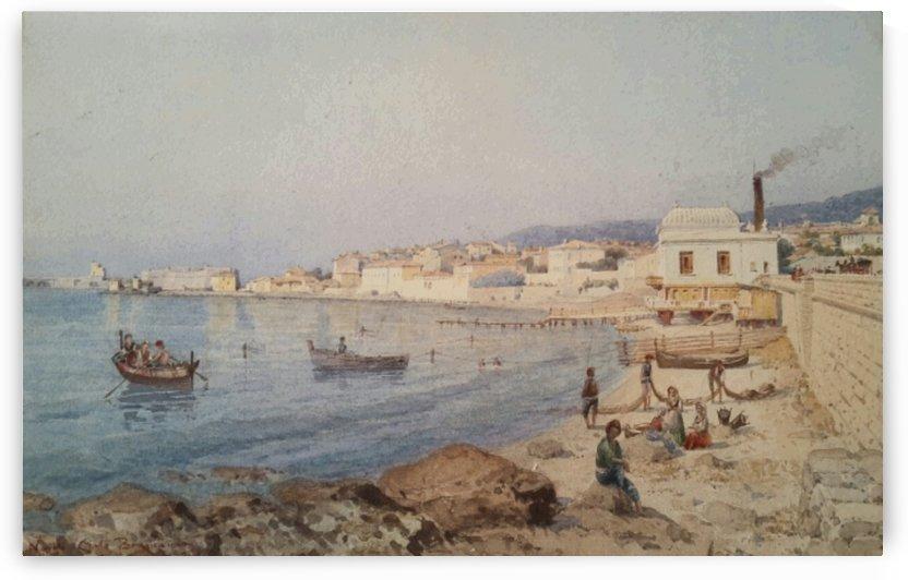 Marina di Napoli by Carlo Brancaccio