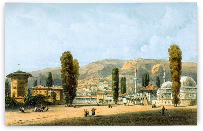 Hansky Palace by Carlo Bossoli
