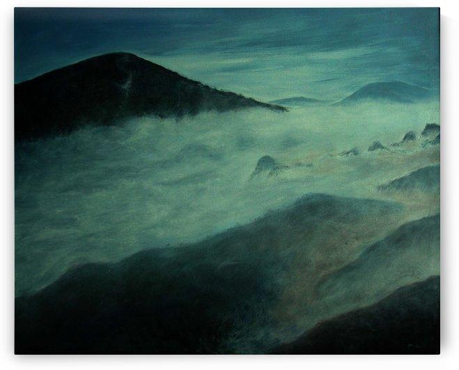 foggy by Pracha Yindee