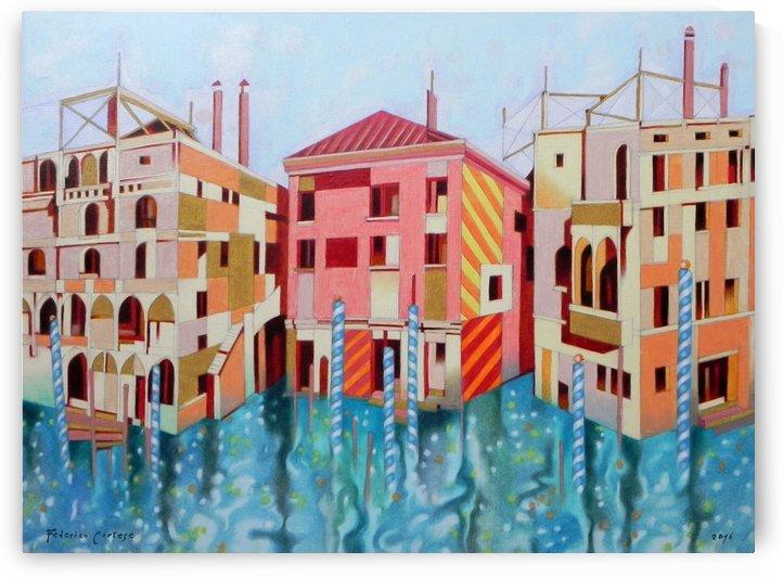Memory of Venice by federicocortese
