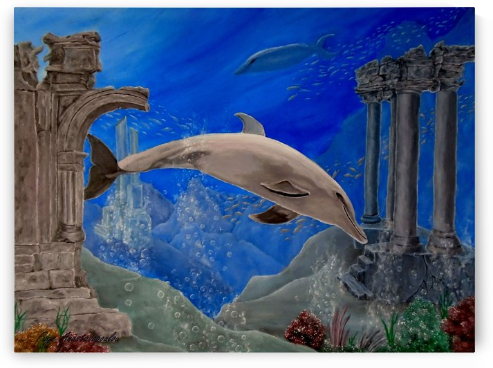 Ocean Splendor by Fotini Anastasopoulou