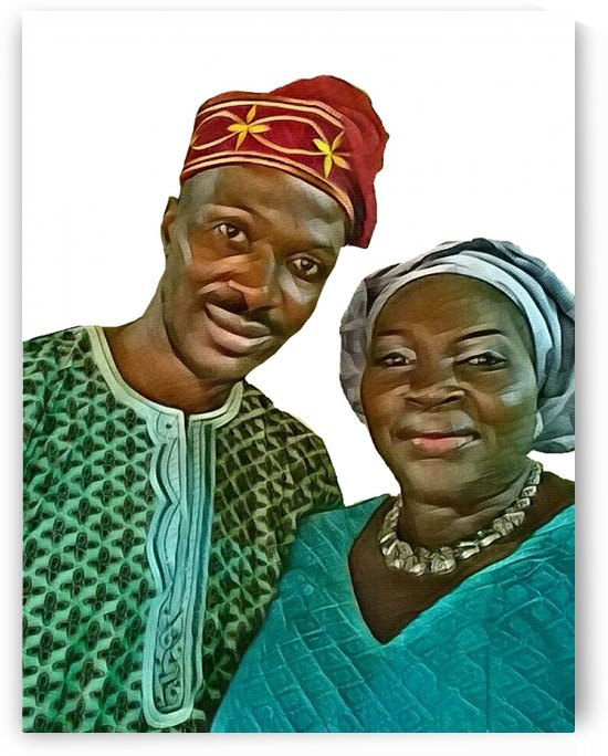 Happy Anniversary (rv2) by Olufolahan  Akintola