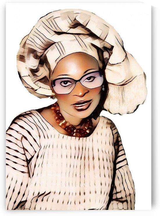 Ebony (v2) by Olufolahan  Akintola