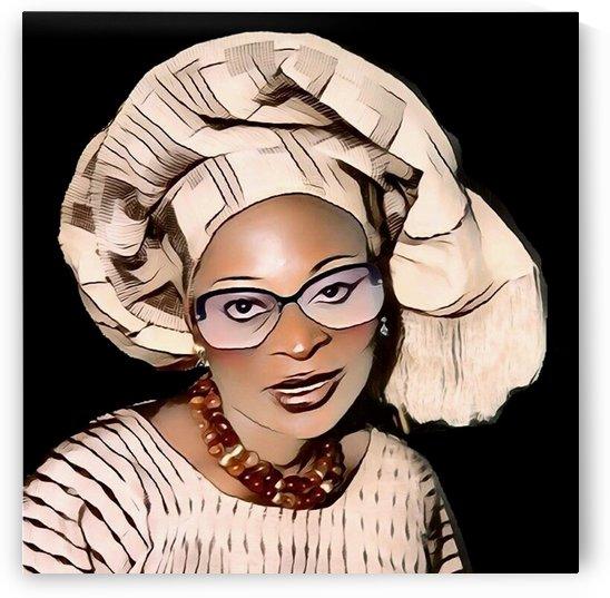 Ebony by Olufolahan  Akintola