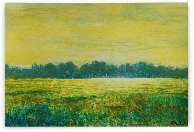 Landscape 7 by Pracha Yindee
