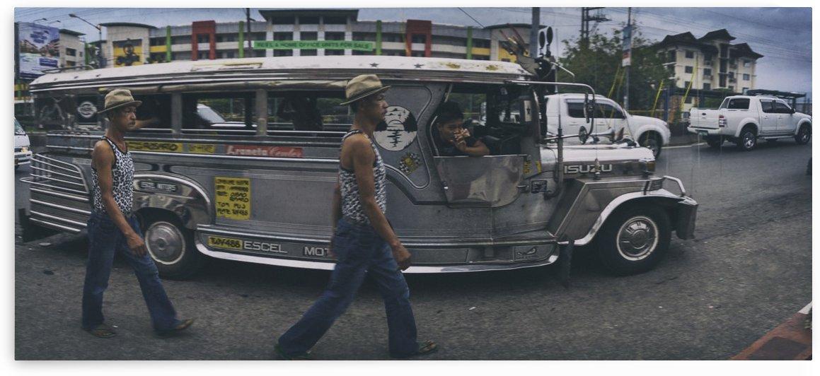 Funky town by Ji