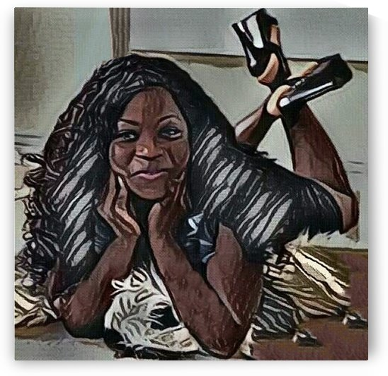 Model (main rv) by Olufolahan  Akintola