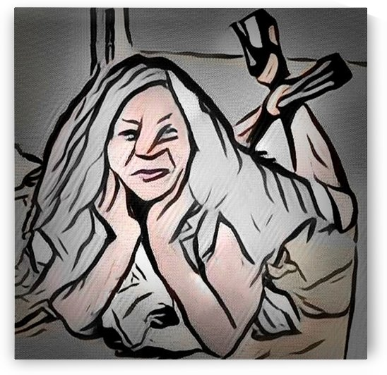 Model (W version) by Olufolahan  Akintola