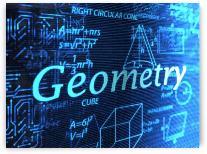 Geomtry by Joel Ashworth