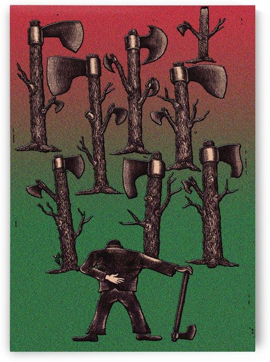 axe by Klodian Bezhani