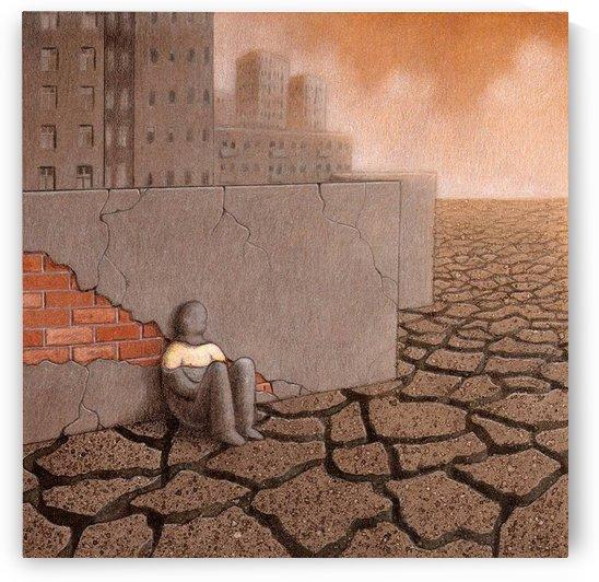 Dead City by Pawel Kuczynski