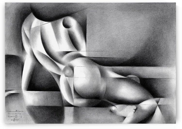Roundism (singularity) - 01-06-17 by Corné Akkers