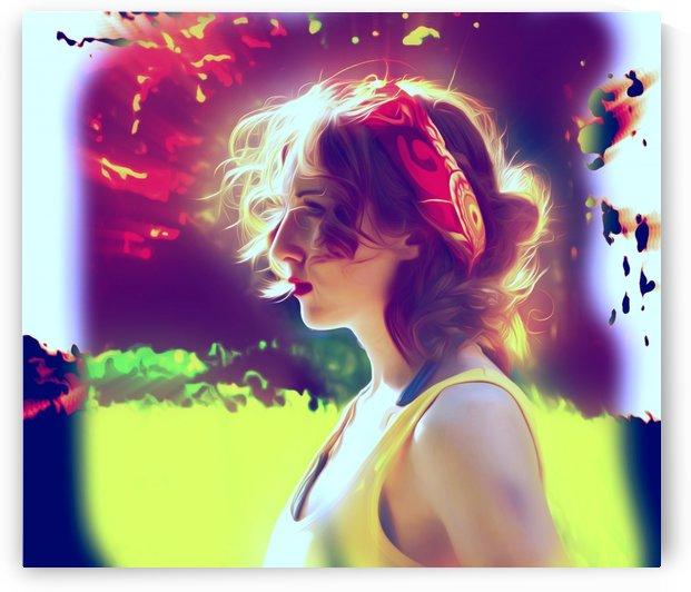girlBRIGHTsun by Chazzi R  Davis