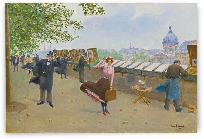 Le long de la Sein by Jean Beraud