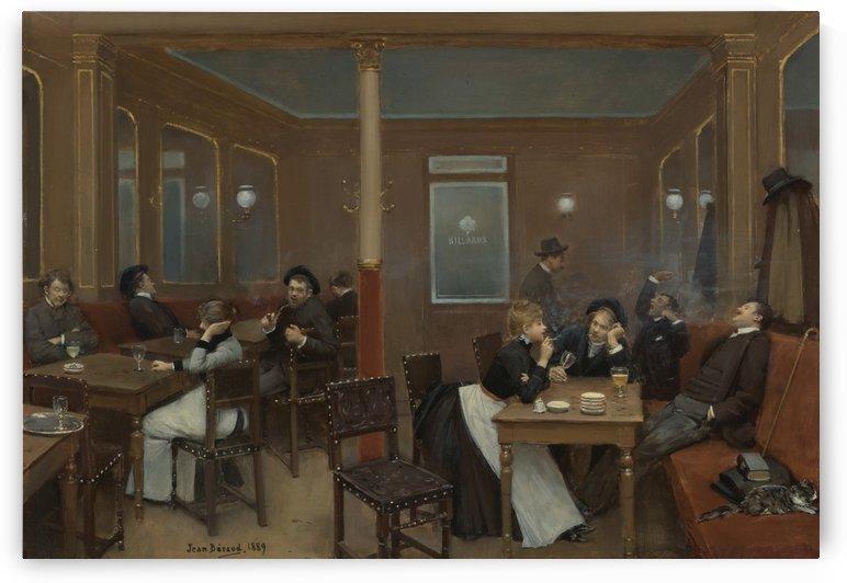 Student brasserie by Jean Beraud