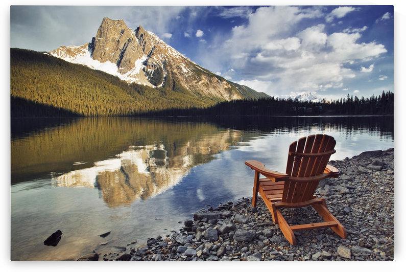Emerald Lake, Yoho National Park, British Columbia. by PacificStock